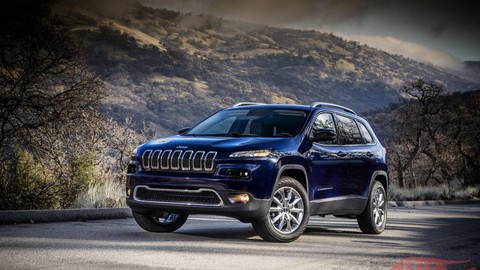 Nový Jeep Cherokee pred premiérou trochu opeknel