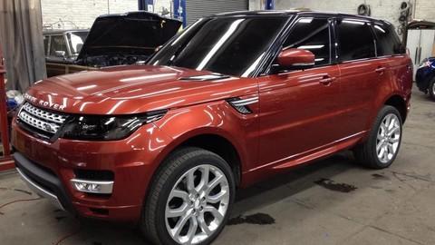 Toto je nový Range Rover Sport