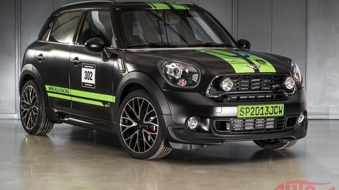 ŽENEVA: Mini vyrobí na oslavu víťazov iba 11 áut!