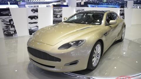 ŽENEVA: Aston Martin z karosárne Bertone