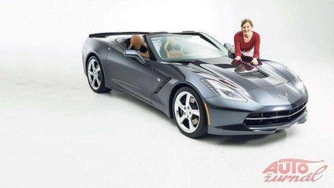 ŽENEVA: Prvé fotky Chevrolet Corvette Convertible