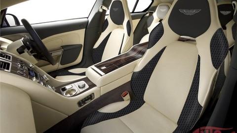 Aston Martin z karosárne Bertone