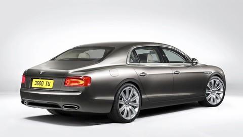 Bentley zmodernizoval bestsellera
