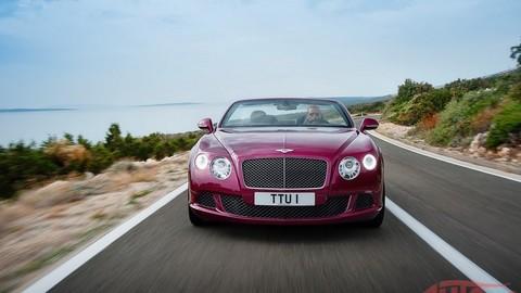 Bentley má najrýchlejší 4-miestny kabriolet