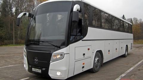Scania dodala 709 autobusov do Ruska