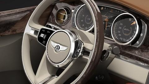 Obrovitý Bentley z Bratislavy?