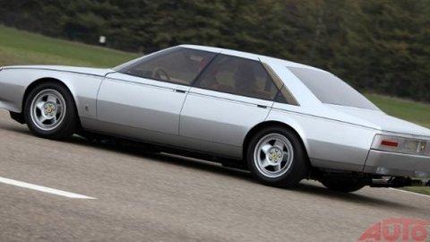 Ferrari odmietlo sedan pred 33 rokmi a nechce ho ani dnes