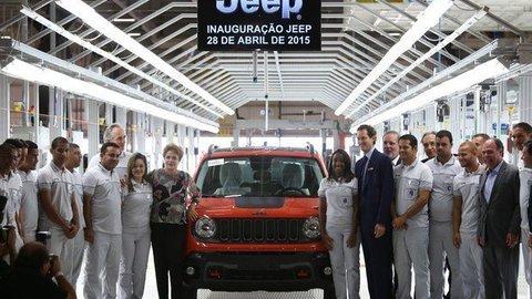 FIAT-Chrysler otvoril v Brazílii vzorový priemyselný komplex