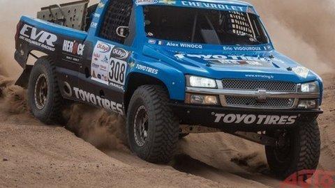 Chevrolet v Rely Dakar