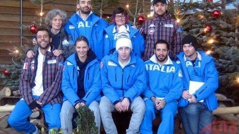Iveco podporuje zimných paralympionikov