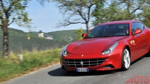 Ferrari FF: Splnil sa mi sen (odomknuté)