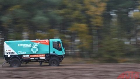 Iveco na Rely Dakar 2013