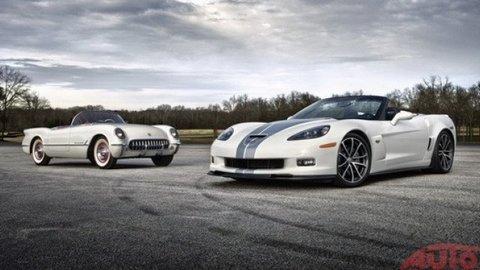 Jubilujúca ikona: Chevrolet Corvette