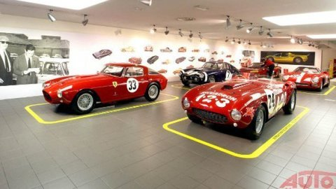 Pozrite si najvydarenejšie Ferrari z pera Sergia Pininfarinu