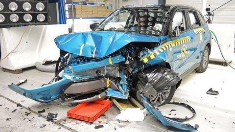 Novinky v crash-testoch EuroNCAP. Nie všetky získali 5 hviezd