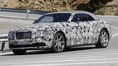 Rolls-Royce dokončil druhý kabriolet