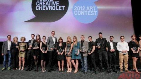 Slováci vyhrali dizajnérsku súťaž Chevrolet