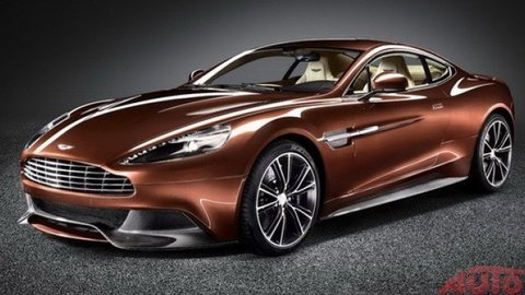 Aston Martin na rázcestí