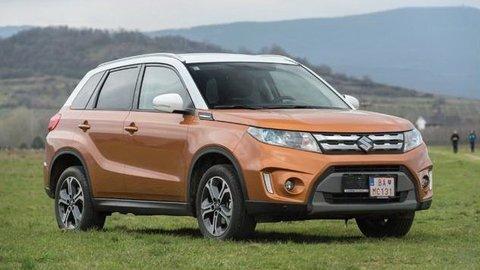 Suzuki Vitara 1.6 VVT Allgrip: Dobre sa cíti na ceste aj v teréne