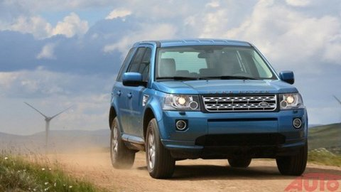 Land Rover zmodernizoval Freelander 2