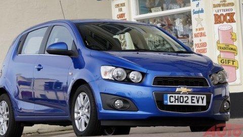Chevrolet Aveo 1.3 Diesel: Úspornejší bestseller