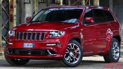 Jeep Grand Cherokee SRT8: Objem nenahradíš