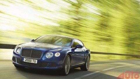 Goodwood: najrýchlejšie sériové Bentley všetkých čias