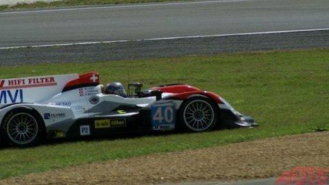 Atmosféra v Le Mans 2012
