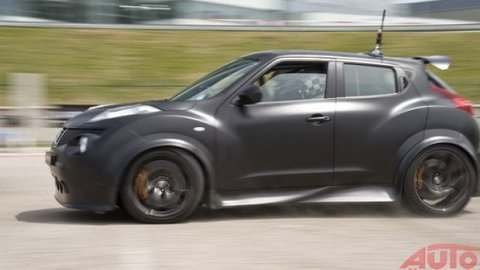 Nissan Juke R v Bratislave do tretice: ďalšia galéria