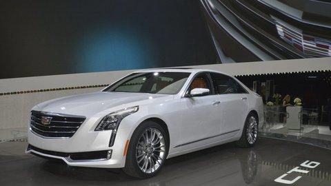 Cadillac predstavil novú vlajkovú loď