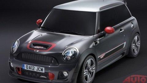 Najvýkonnejší Mini dosahuje výkon 160 kW/218 k