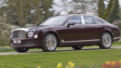 Bentley k diamantovému jubileu Jej veličenstva