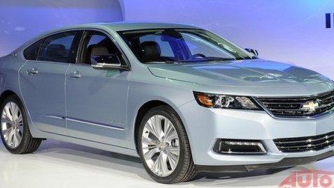 Chevrolet Impala má už 10. generáciu