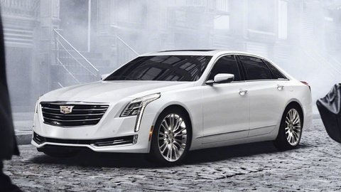 Cadillac si opäť trúfa na Mercedes S-triedy