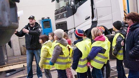 Dopravné semináre pre deti – chvályhodná iniciatíva Volvo Group Slovakia