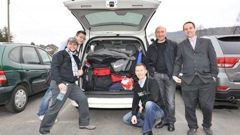 Ako cestoval náš tím na ženevský autosalón
