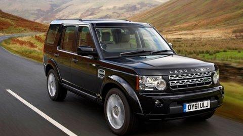 Land Rover Discovery 4 TDV6 - Symfónia pre 6 valcov a 8 stupňov