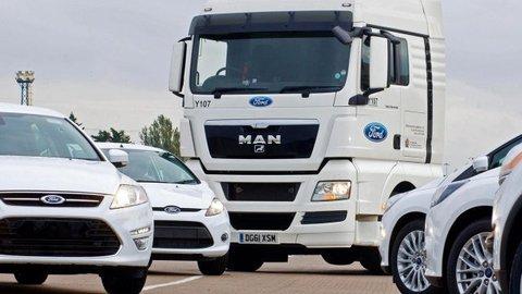 Ford kupuje ťahače MAN