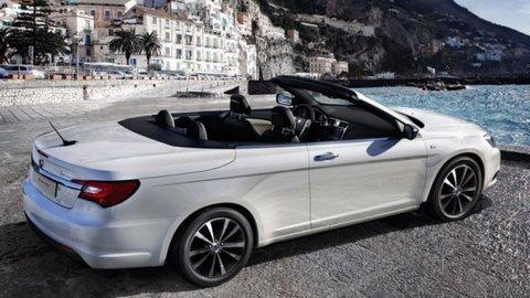 Lancia Flavia Cabrio nedáva na výber
