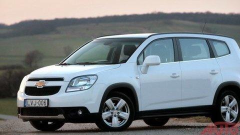 Chevrolet Orlando 2.0 VCDi: Veľmi schopné auto za dobrý peniaz