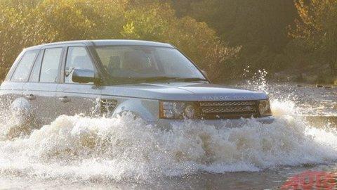 Range Rover a Range Rover Sport: Pohodlne aj v teréne