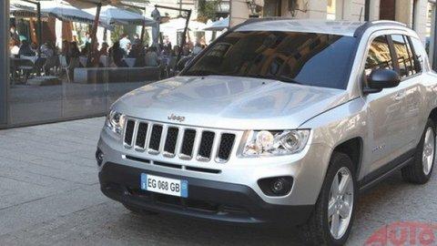 Jeep Compass: Jeep Compass