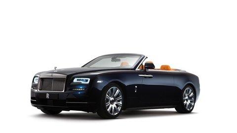 Rolls Royce odhalil najluxusnejší 2+2 miestny kabriolet