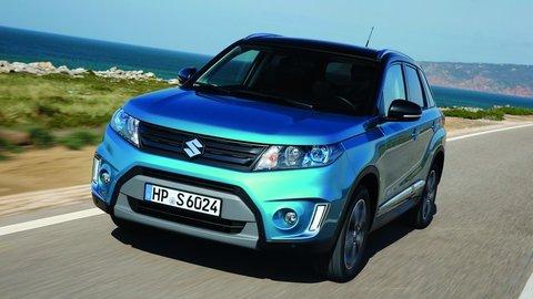 Suzuki Vitara: Najlepšia je s benzínom a manuálom