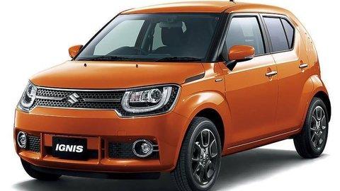 Suzuki Ignis ožíva ako mini crossover