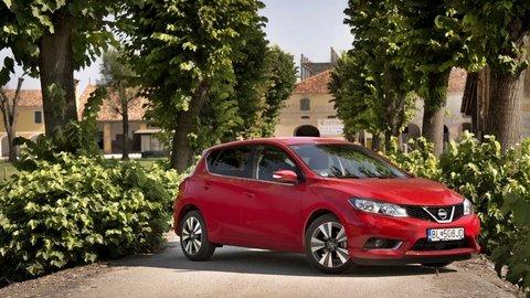 Nissan Pulsar 1.5 dCi: Výlet po taliansky