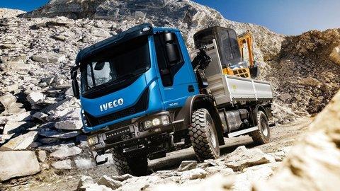 Nové Iveco Eurocargo