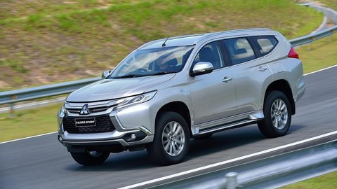 Nový Mitsubishi Pajero Sport už predstavili