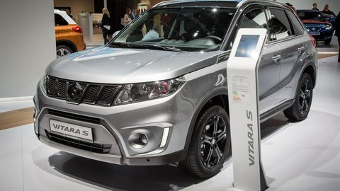 Suzuki rozširuje ponuku motorov pre Vitaru o verziu Sport 1.4 Turbo