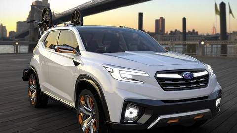 Subaru avizuje novú Imprezu a kompaktný crossover